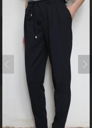 Штаны брюки zara basic