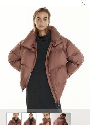 Куртка massimo dutti s, m, l