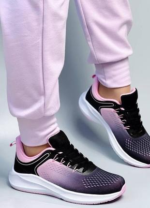 Женские текстильные кроссовки