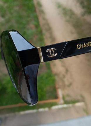 Стильные женские очки италия минимализм в чёрной оправе итальянские очки4 фото