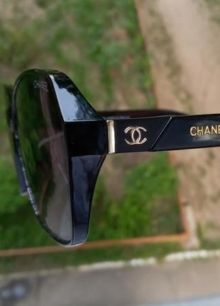 Стильные женские очки италия минимализм в чёрной оправе итальянские очки3 фото
