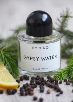 Распив🌹byredo gypsy water