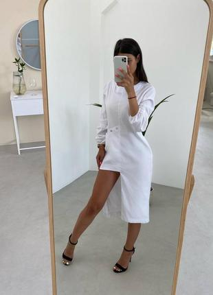 Женское платье, платье миди, летнее платье