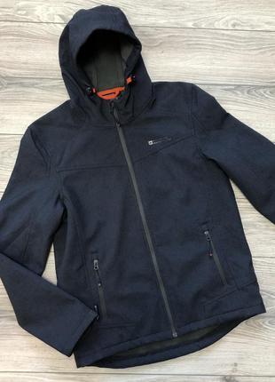 Куртка mountain warehouse размер m softshell
