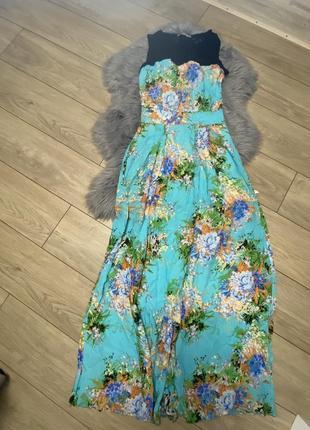 Платье сарафан женский сарафан жіночій