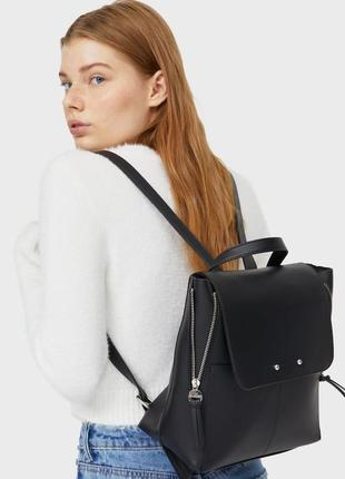 Базовый рюкзак на молниях stradivarius