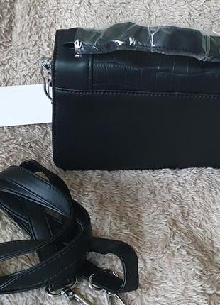 Жіноча сумочка-клатч із еко-шкіри5 фото