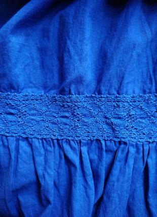 Стильная свободная макси юбка в пол на резинке, с рюшами, ярусами,8 фото