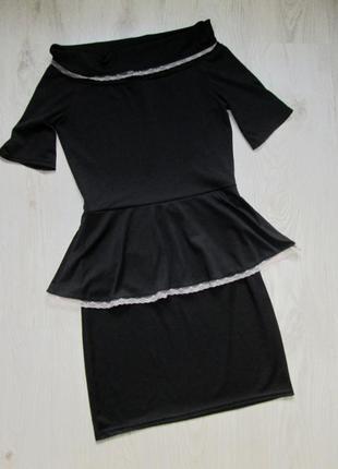 Маленькое черное платье, xs-s