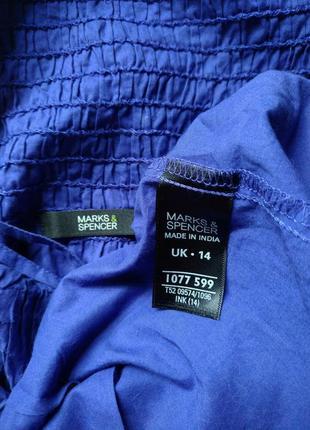 Стильная свободная макси юбка в пол на резинке, с рюшами, ярусами,4 фото