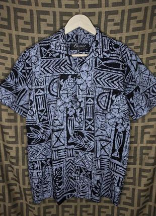 Гавайская рубашка (гавайка)