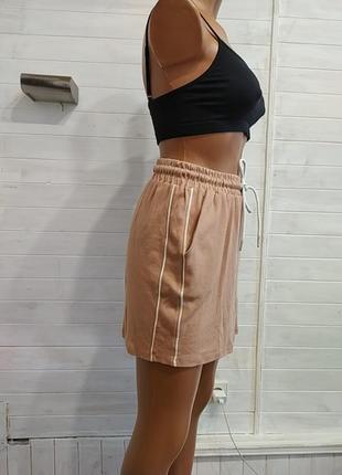Красивая юбочка с 2 кармашками