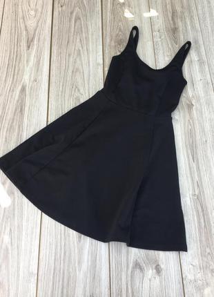 Стильное актуальное платье h&m zara asos тренд короткое мини миди