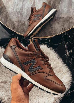 Оригінальні new balance x horween leather co. m996brn 576 577 made in usa 990