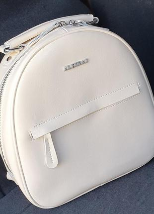 Жіночий шкіряний рюкзак-клатч alex rai