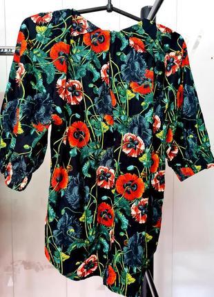Классная блузка 100%хлопок