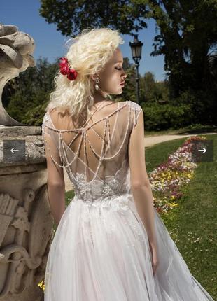 Продам свадебные платья pollardi цена договорная