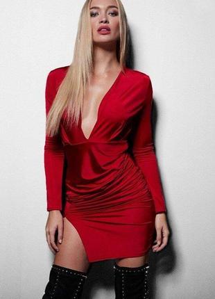 Платье boohoo night на xs-s