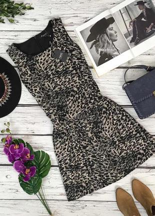Элегантное платье классического фасона next  dr4650