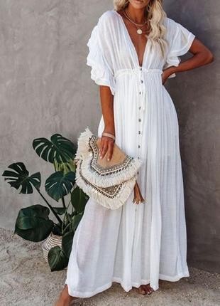 Туника платье бохо🌴🌴🌴
