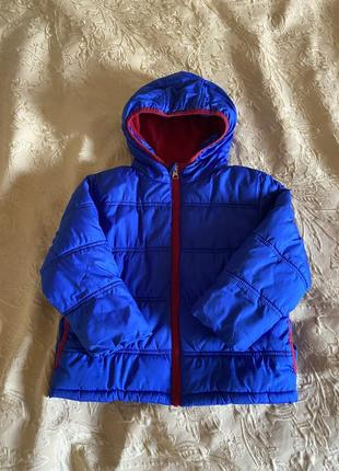 Дитяча курточка для хлопчиків .