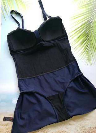 Купальник-платье, купальное платье5 фото