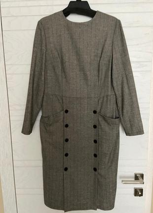 Новое платье musthave 42 размер