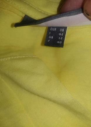 Шикарная котоновая  трикотажная  кофточка.5 фото