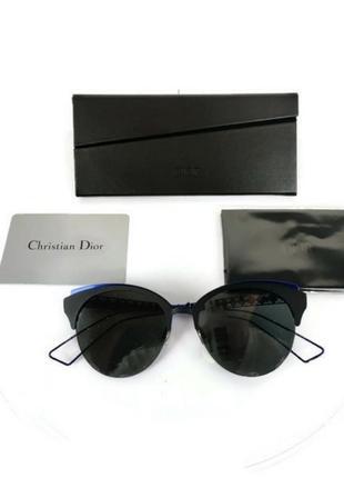 Dior original женские сонцезащитные очки9 фото