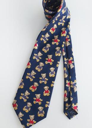 Галстук st.michael mark&spenser винтаж vintage