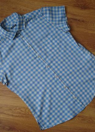 Рубашка с коротким рукавом, marc o'polo, р.38