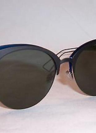 Dior original женские сонцезащитные очки7 фото