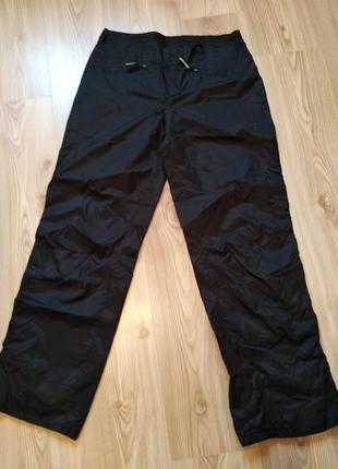 Теплые брюки на подкладке р.12(46) diesel