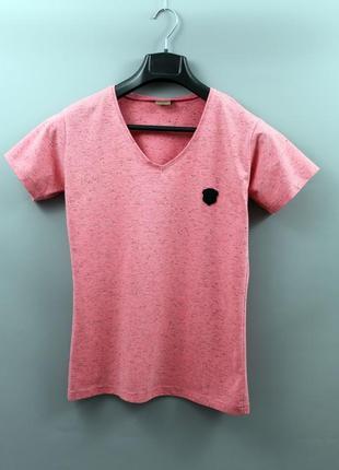 Повсякденна жіноча футболка бренду naketano