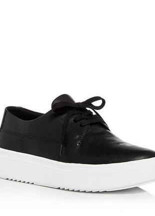 Eileen fisher prop leather sneakers кроссовки кожаные оригинал 39 р