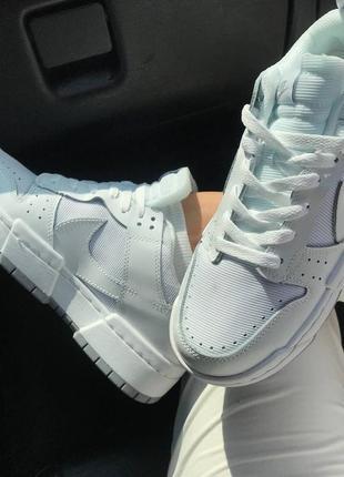 Крутые женские белые кроссовки, топ качество2 фото