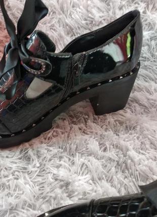 Женские туфли, 36-41рр., маломерят5 фото