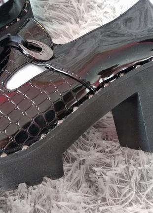 Женские туфли, 36-41рр., маломерят4 фото