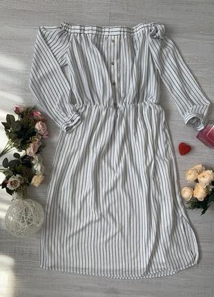 Нежнейшее белое платье