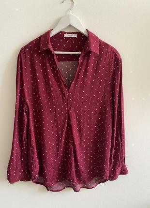 Блуза mango p.m #3341 sale❗️❗️❗️