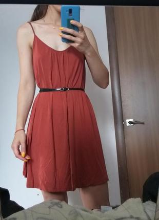 Красивое платье mohito