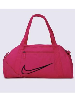 Спортивна сумка жіноча nike club gym 2.0 training duffel bag da1746-615