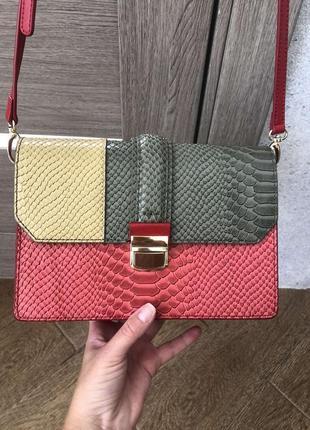 Шкіряна сумочка від estro