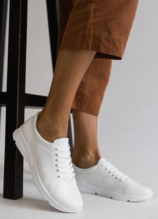 Кроссовки натуральная кожа2 фото