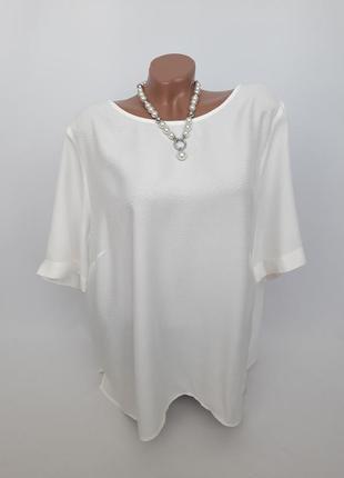 Базова блуза велико  розміру