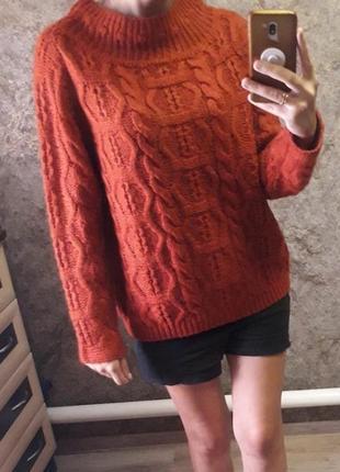 Свитер объёмный свитер свитер трендовый свитер