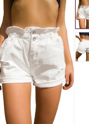 Джинсовые шорты джинсові шорти