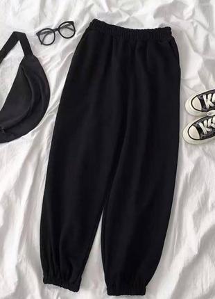 Спортивные штаны джогеры2 фото