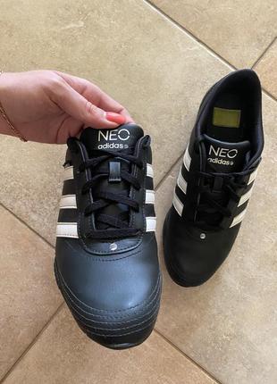 Кроссовки neo adidas оригинал