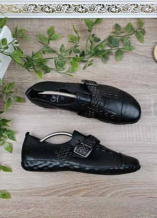 🌿38🌿европа🇪🇺 caprice. кожа. классные туфли на низком ходу